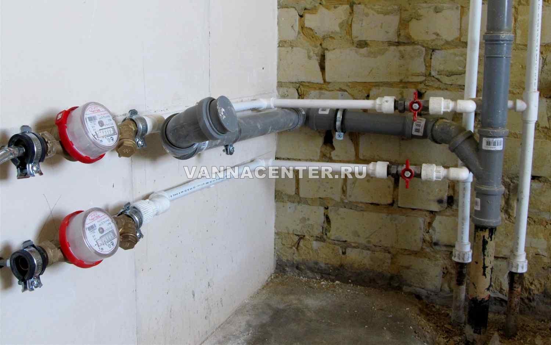 Монтаж полипропиленовых труб для водопровода 15